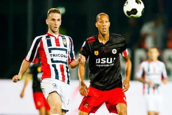 Excelsior aanstaande zaterdag thuis tegen Willem II