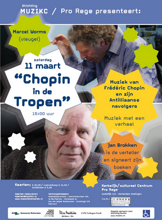 Chopin in de Tropen