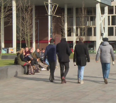 Bijna alle vrouwen in Rotterdam hebben last van straatintimidatie