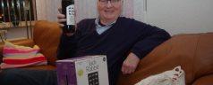 Tafeltennis- en wijnliefhebber