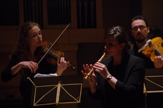 Muzikc bracht 'blokfluit acrobatiek op de Londense podia in Händels tijd'