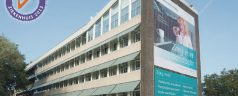 Sloopkogel voor het Havenziekenhuis