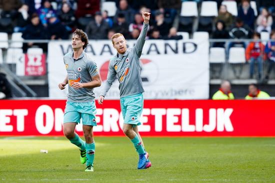 Excelsior ontvangt zaterdag SC Heerenveen in Stadion Woudestein