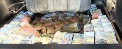 Politie vindt 300.000 euro in auto vlakbij de Kralingse Plas
