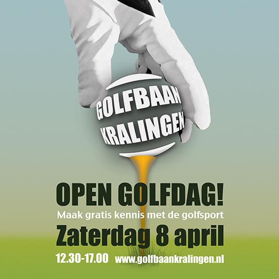 Nationale Open Golfdag 2017 op Golfbaan Kralingen