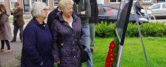Crooswijkers herdachten crash van Britse bommenwerper
