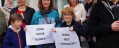 Brief Seniorenraad Kralingen-Crooswijk aan Havenziekenhuis