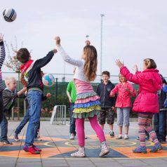 DOCK en de Johan Cruyff Foundation introduceren Schoolplein 14 in Crooswijk