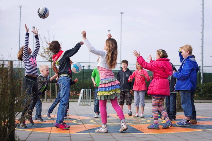 DOCK en de Johan Cruyff Foundation introduceren Schoolplein 14 in Crooswijk