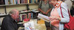 Manuel Kneepkens vierde verjaardag met gedichtenbundel