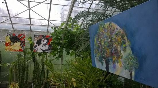 Tuin der Lusten-expo's