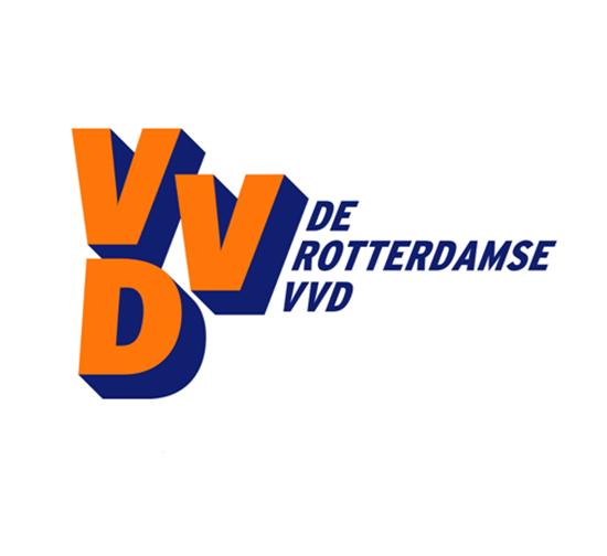 De VVD Kralingen-Crooswijk wenst u een liberaal 2019!