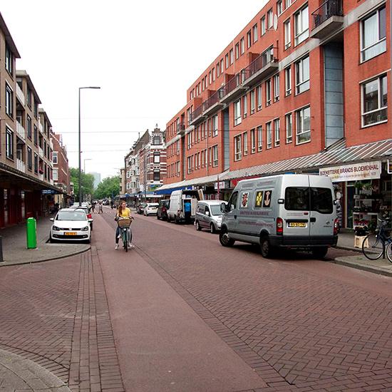 Welkom op de Crooswijkseweg!