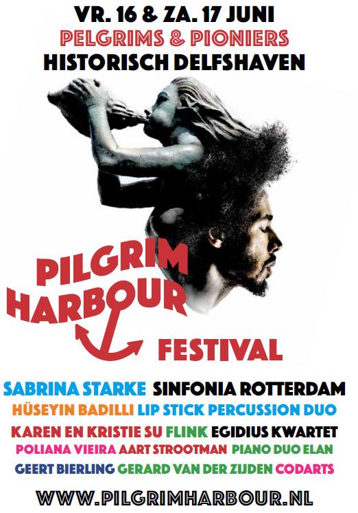 Line up van Pilgrim Harbour compleet
