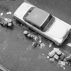Foto expositie over vijftig jaar Rotterdam