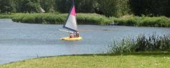 Lake7 Sailing: De rust en de ruimte …