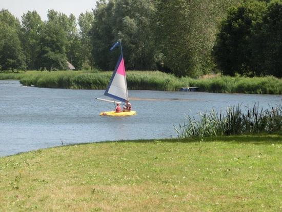 Lake7 Sailing: De rust en de ruimte …