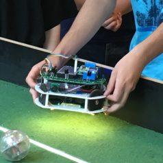 Vijf leerlingen Lyceum Kralingen gaan naar WK Robotics in Japan