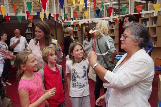 Montessori juf Dolores Billault nam afscheid