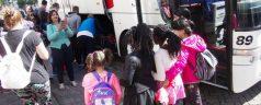 Kinderen Kinderkamp Kralingen-Crooswijk vertrokken