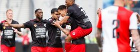 Excelsior Rotterdam na overwinning nu thuis tegen Feyenoord