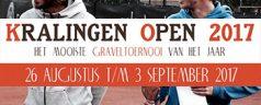 4e editie van het Kralingen Open zaterdag 26 augustus van start
