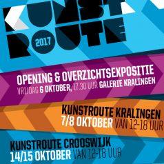 Kunstroute verbindt Crooswijk