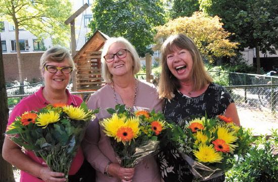 Groot feest in Struisenburg
