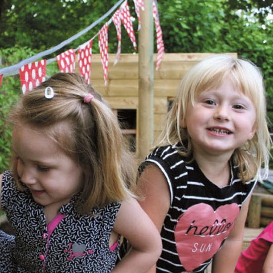 Volop beweging bij Stichting Kinderopvang Kralingen!