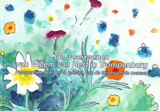 Feestelijke finale van de drie seizoenen van Willem van Hest in Trompenburg Tuinen & Arboretum