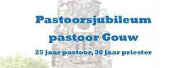 Uitnodiging Pastoorsjubileum en Lambertusfeest op 17 september