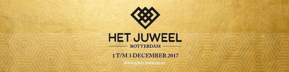 Unieke juwelenbeurs nu óók in Rotterdam