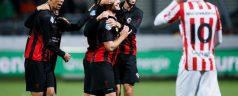 Excelsior pakt tegen Sparta Rotterdam eerste punt in thuisduel
