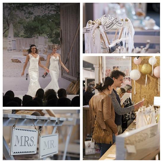 Jubilerende Love and Marriage Beurs in Van Nelle Fabriek Rotterdam