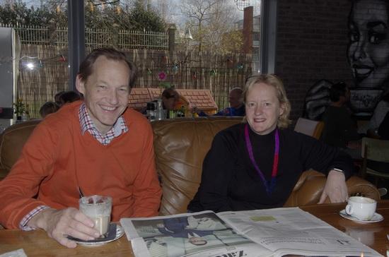 Antoinette en Jock