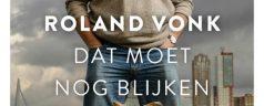 Roland Vonk signeert Verhalenbundel in Boekhandel Snoek