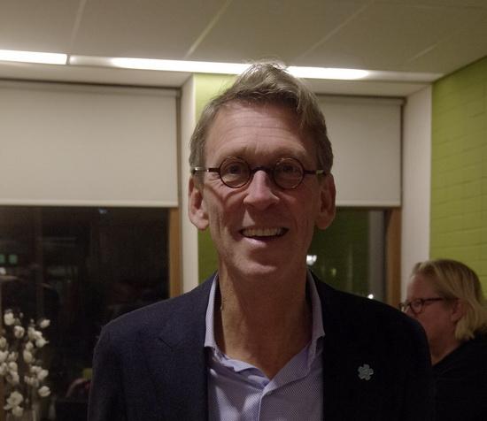 Neuroloog Philip Scheltens in Kralingen en op tv bij Pauw