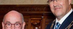 Maasmond-directeur Richard Jongste ontvangt Drs. H.H. Horstingprijs