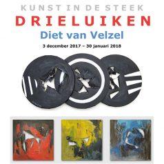 Drieluiken – Expositie Diet van Velzel in De Steek