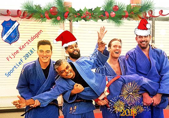 Jayra Sport wenst u hele fijne kerstdagen een een sportief 2018!