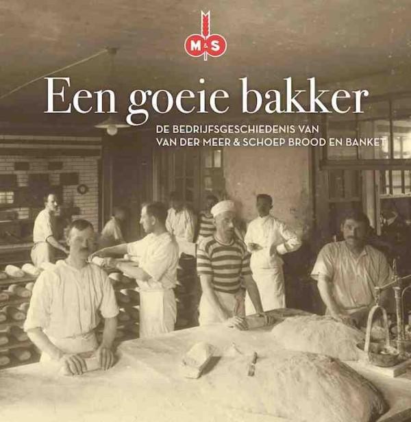 Signeersessie 'Een goeie bakker' bij Boekhandel Snoek
