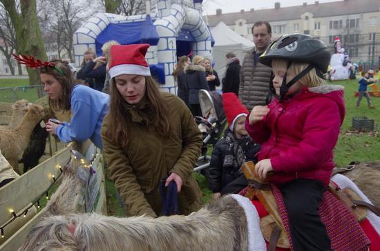 Kerstfeestjes in Kralingen en Crooswijk