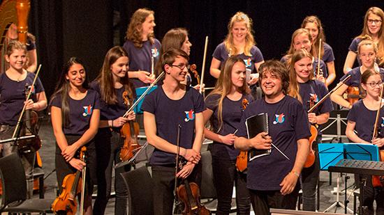 Kerstconcert: Het Rotterdams Hellendaal Muziekinstituut en Lotte Klein