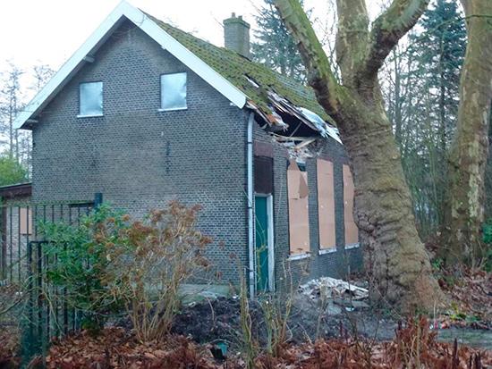 De Bewonersvereniging Kralingen-Oost niet blij met sloop