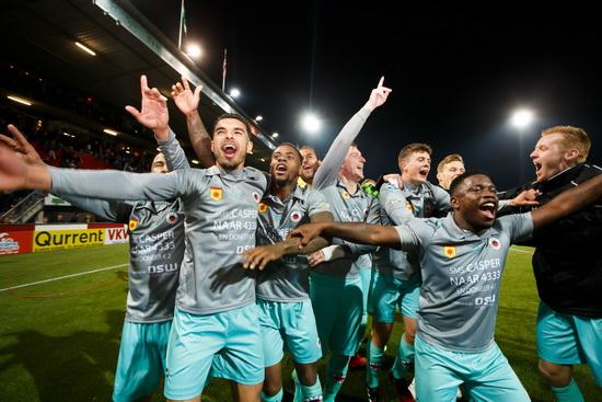 Excelsior Rotterdam hervat competitie met stadsderby tegen Sparta