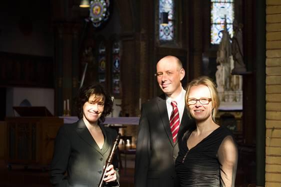 Op weg naar Pasen met Trio Lambertus