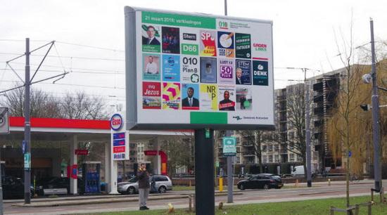 Verkiezingsuitslagnieuwe Gebiedscommissie Kralingen-Crooswijk