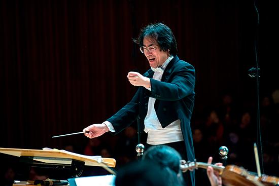 Wereldpremière voor Wu Wei en Sinfonia Rotterdam