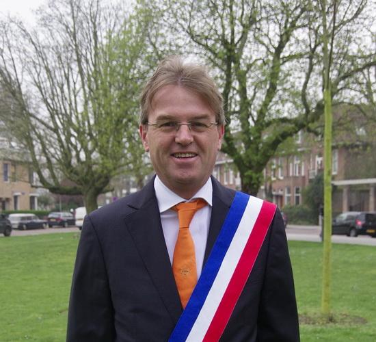 Erno Lusse voorzitter af bij de OVRO