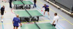 Tafeltennis: dé sport om vitaal en fit te blijven!